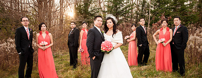 Grand Baccus Wedding: Ada and Wendell