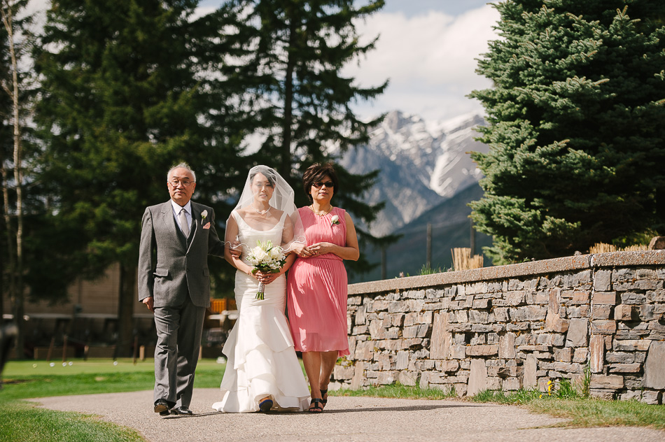Canmore Golf & Curling Club Wedding 14