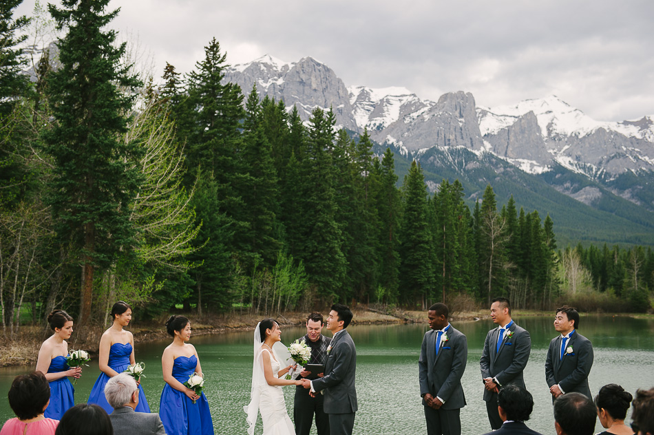 Canmore Golf & Curling Club Wedding 15