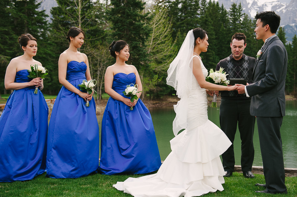 Canmore Golf & Curling Club Wedding 16