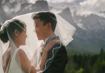 Coming Soon: Carole & Darren's Canmore Wedding