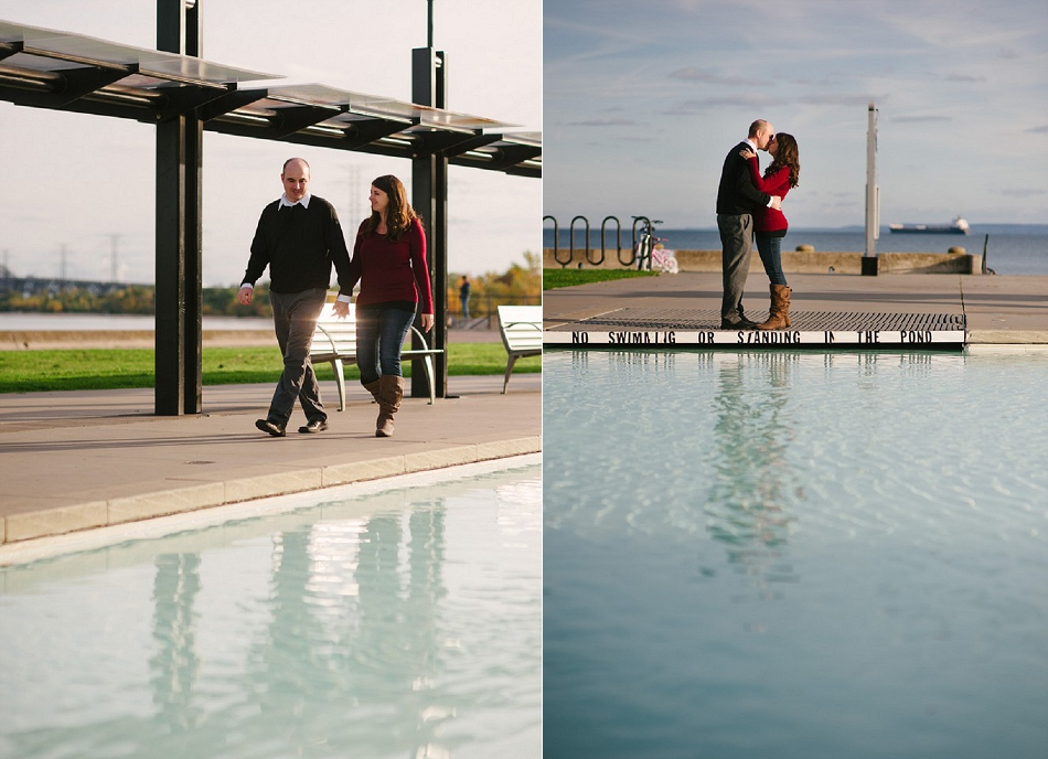 Burlington Lakeshore Engagement Session